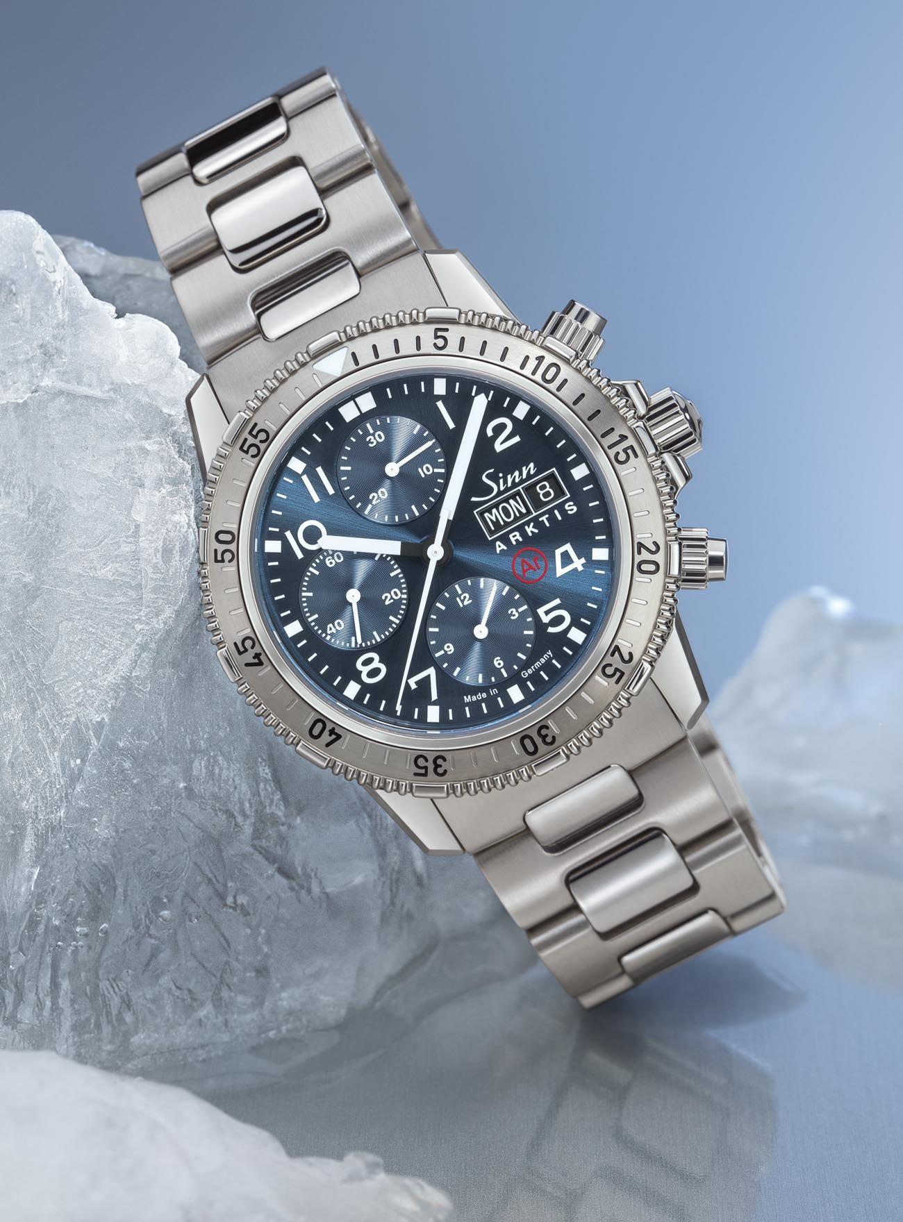 6818973d88fe Sinn 206 Arktis II Watch Is Modern Remake Of The 203 Arktis Watch Releases