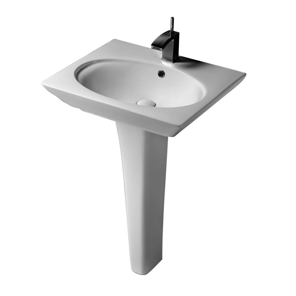 We Have All Kinds Of Shapes Sizes And Styles Of Bathroom Sinks To Choose From Including Sleek Square Sinks Charming Vess Sink Barclay Products Bathroom Sink