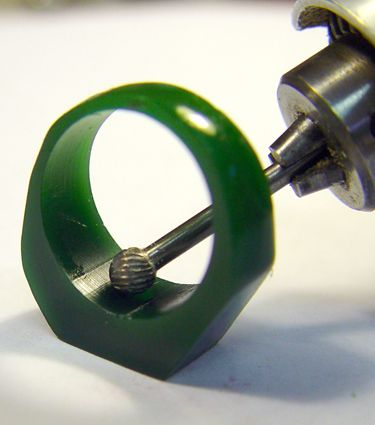 This tutorial instructs how to carve a wax model ring used ... on wire ring designs, polymer ring designs, wood ring designs, tape ring designs, epoxy ring designs, crystal ring designs, metal ring designs, silver ring designs, nail ring designs, custom ring designs, ring template designs, gold ring designs, clay ring designs, beginner ring designs, vintage ring designs, waxing designs, wheat ring designs, unique ring designs, water ring designs,