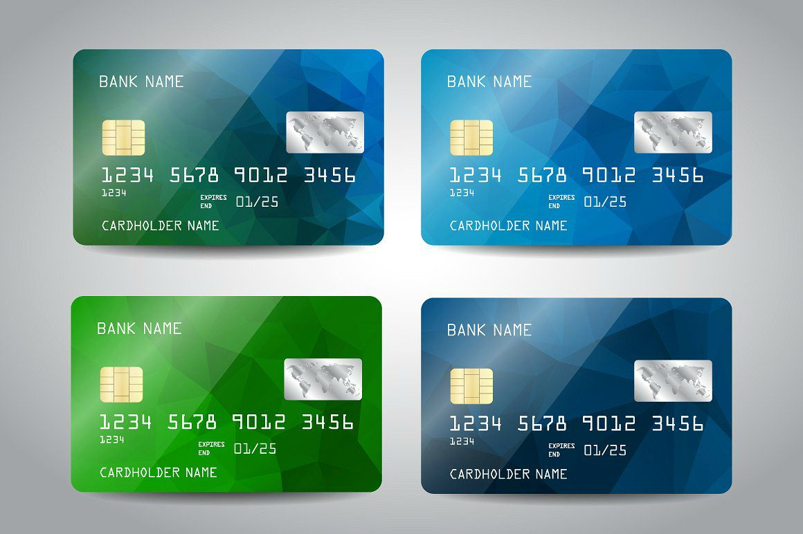 how to get blank credit cards