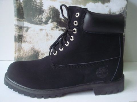 Black timberlands I have black Tims but they're smooth leather