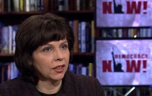 Icelandic Parliamentarian and WikiLeaks representative, Birgitta Jónsdóttir, visited the USA to spread the word about Pfc Bradley Manning and to garner support for his case. She was interviewed on Democracy Now!  Read more: http://www.digitaljournal.com/article/347581