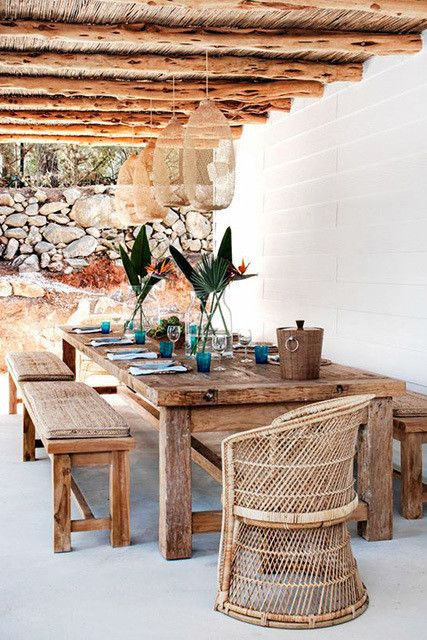 Communal Table Pinterest Communal Table Backyard And Resorts - Outdoor communal table