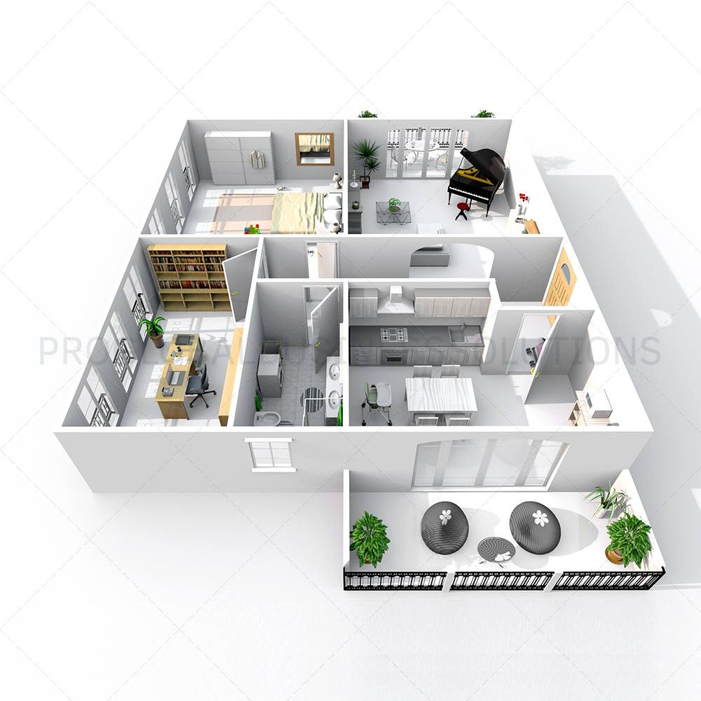 Affordable Floor Plan Design Conversion Services Pgbs