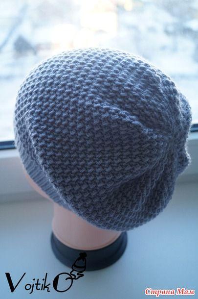 рецепт вязания шапки чулок крючком Sapphire ярмарка см страна