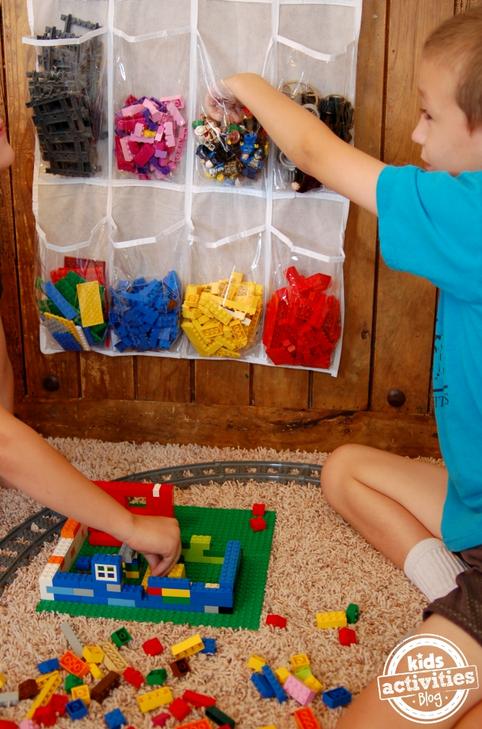 De LegosDecoracion Recamaras Cuartos Organizar Juguetes Cómo GMVpSzqU