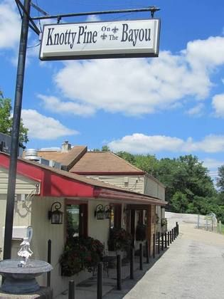 Knotty Pine On The Bayou Cold Spring Ky Restaurants Kate Has