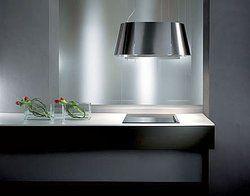 Elica twin inselhaube 90 x 50 cm edelstahl ideen küche und bad