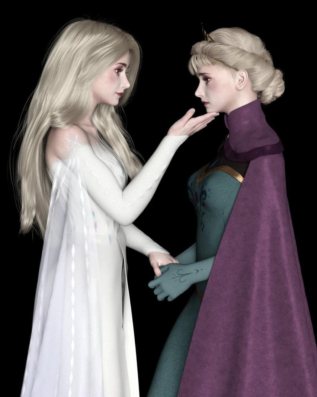 Elsa The Fifth Spirit On Instagram Credit Xlayers Haru On Twitter In 2020 Disney Prinzessinnen Zeichnungen Charakterdesign Disney Prinzessin Zeichnungen