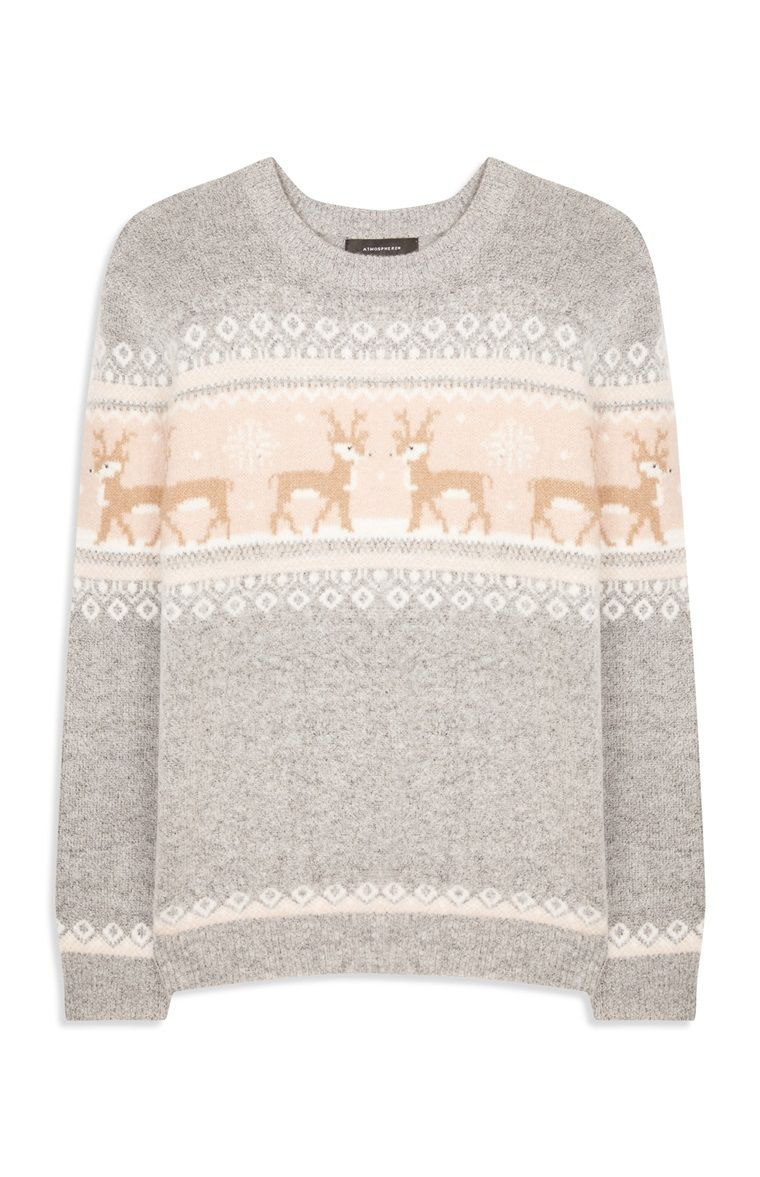 d875e66eef Primark - Products. Jumpers   Cardigans. Polar Bear Fairisle Jumper ...