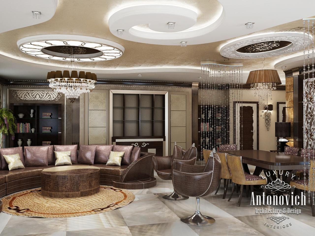 Kitchen Design in Dubai, Interior Design Luxury Kitchen, Photo 7 ...