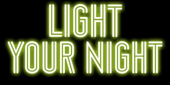 Heineken Light Your Night – High Tech Performance Art