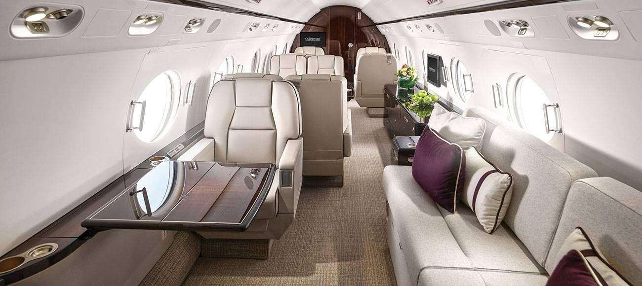 G550 Interior Gulfstream V Gulfstream Aerospace