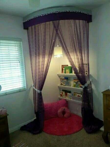 Id Have To Put A Chair There Or Little Couch Girl Room Toddler Rooms Little Girl Bedroom
