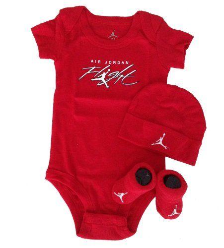 Michael Jordan Baby Layette Set and C