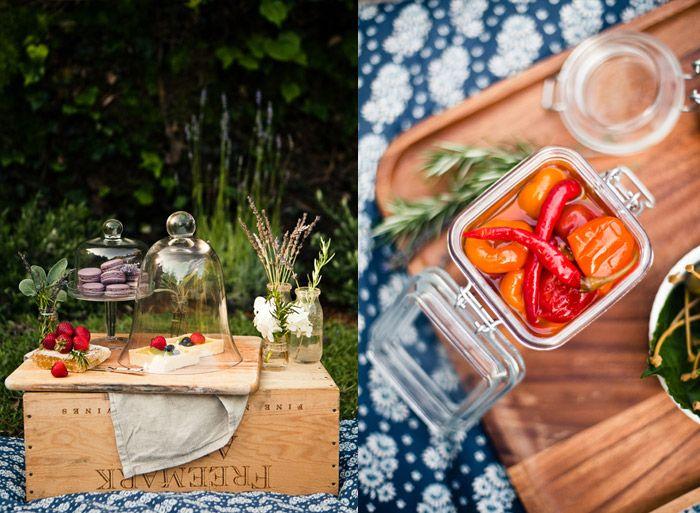 more picnic melissas 39 food presentation ideas pinterest. Black Bedroom Furniture Sets. Home Design Ideas