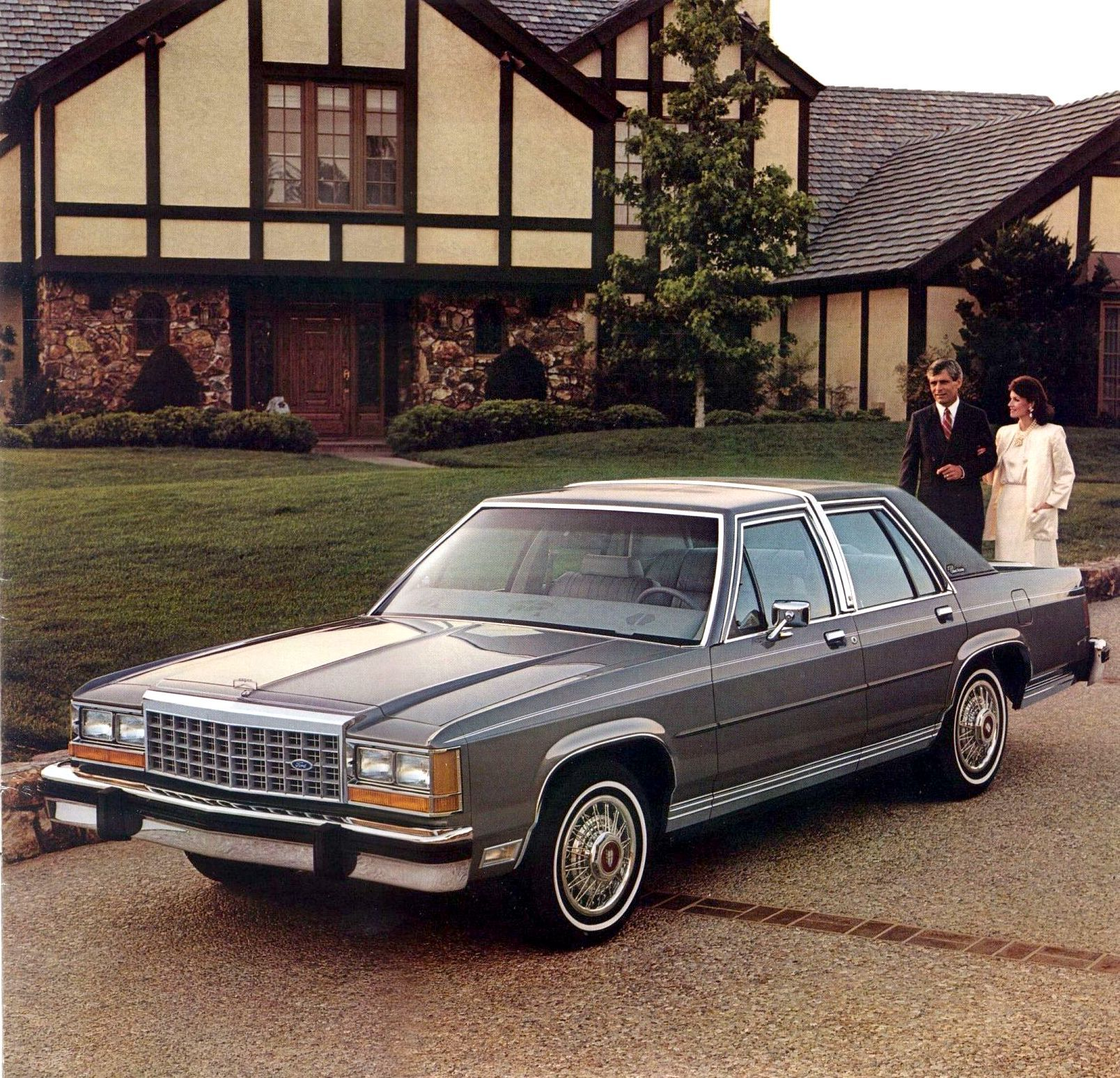Ford Ltd Crown Victoria Sedan Ford Motor Company Pinterest