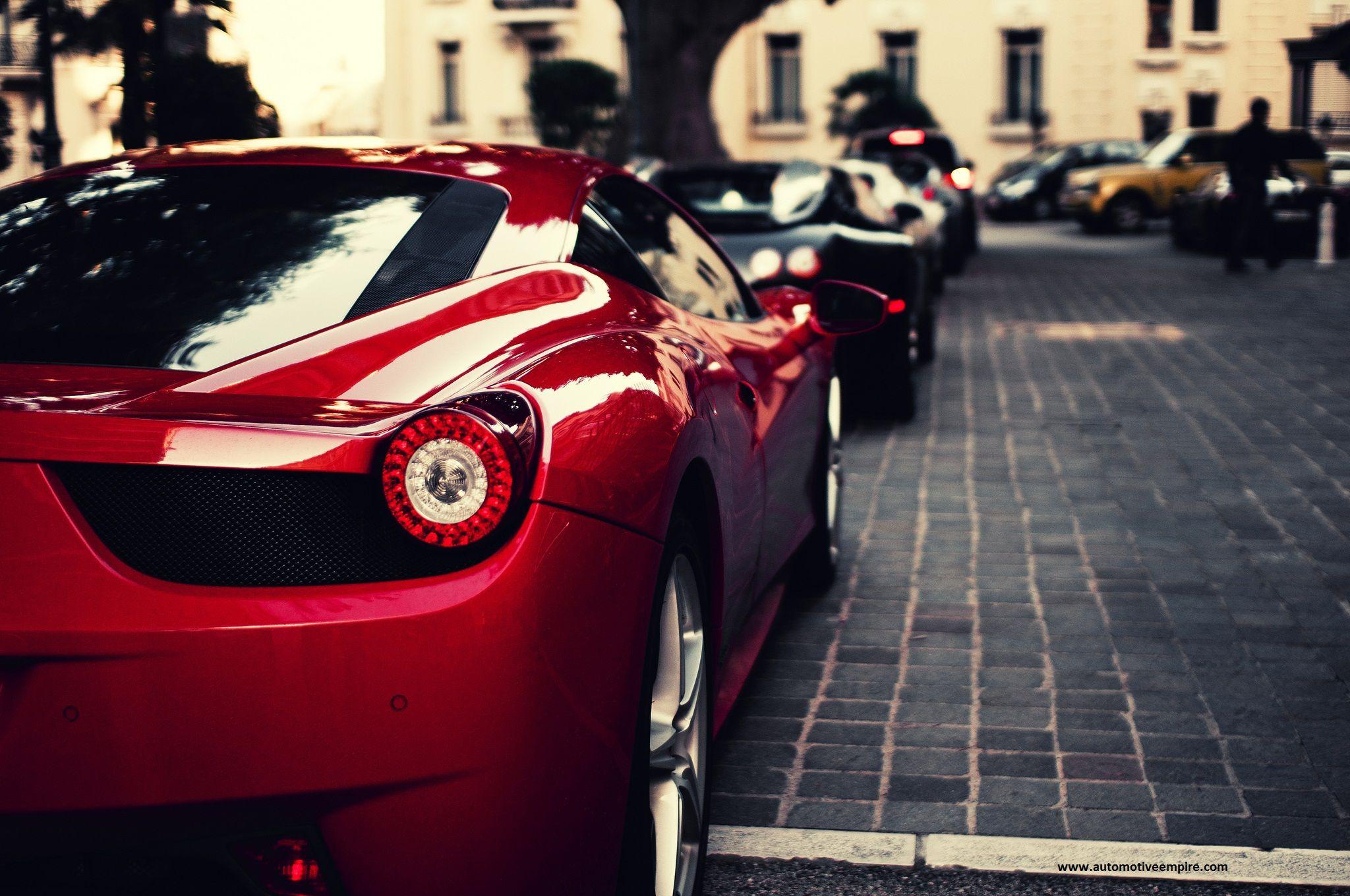 Ferrari 458 Italia Tail light   Sports cars luxury, Sports car, Ferrari car