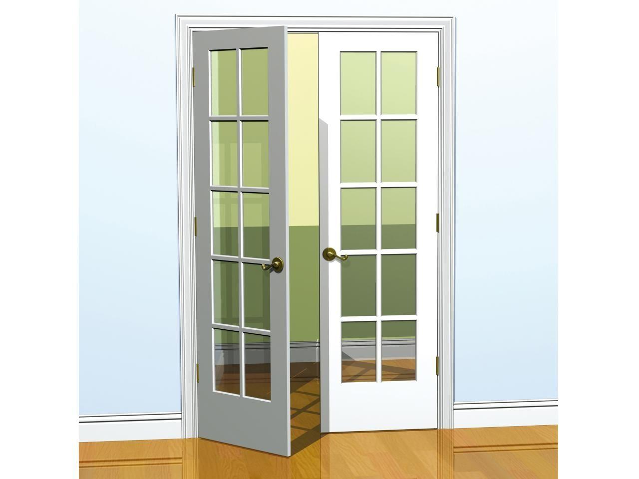 Interior French Door Knobs | http://retrocomputinggeek.com ...