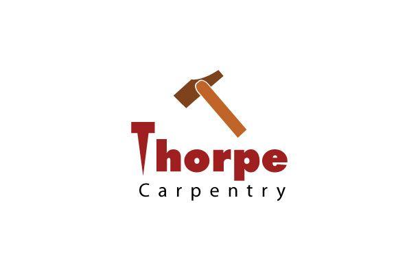 44 Creative Carpentry Business Logos | Carpentry, Custom ...