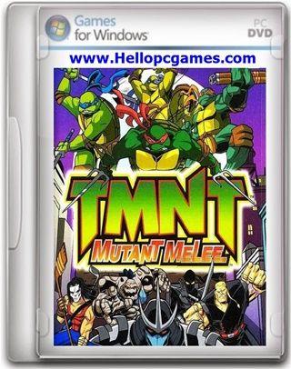 Teenage Mutant Ninja Turtles Mutant Melee Game Free Download
