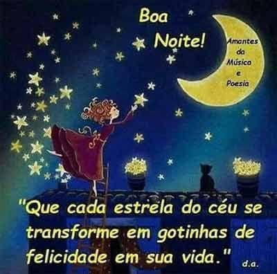 Imagens E Fotos Com Mensagens De Boa Noite Para Whatsapp Boa