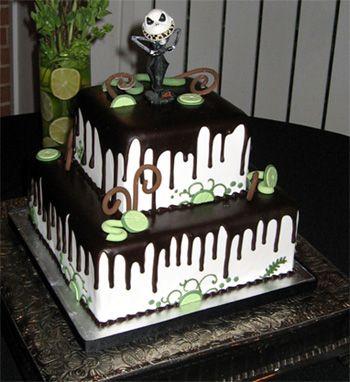 Jack skellington cake Para mis 25 kiero un bizcocho asi a ver si