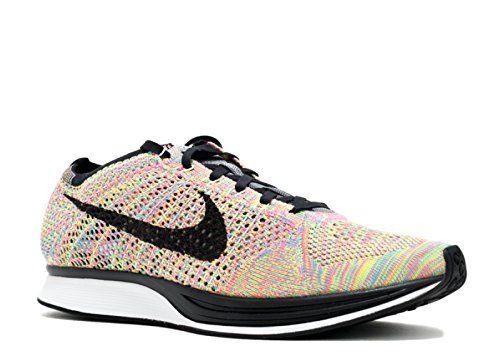 newest 050aa 62fd4 Nike Flyknit Racer  rainbow  2.0 - 526628-004