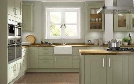 Kitchen paint green cupboards 65+ best Ideas   Green ...