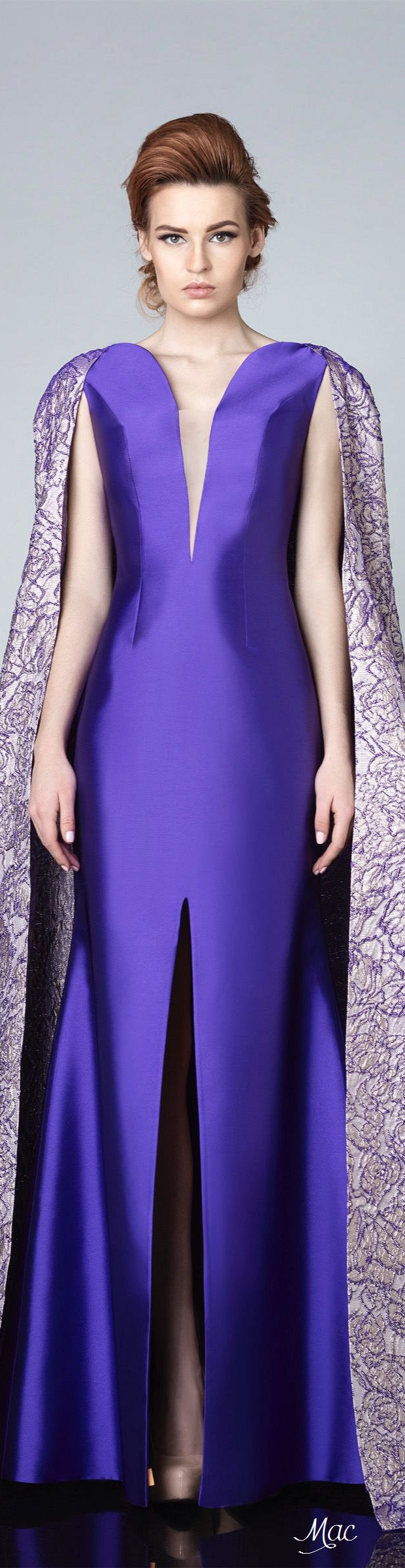 Fall 2016 Ready-to-Wear Divina by Edward Arsouni | Vestido coctel ...