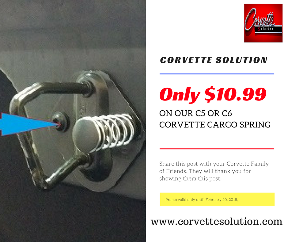 Corvette C5 C6 97 13 Hatch Trunk Lid Spring Assist Popper Corvette Solution C5 Corvette 10 99 Https Www Corvettesolution Com Corvette Corvette C5 Solutions