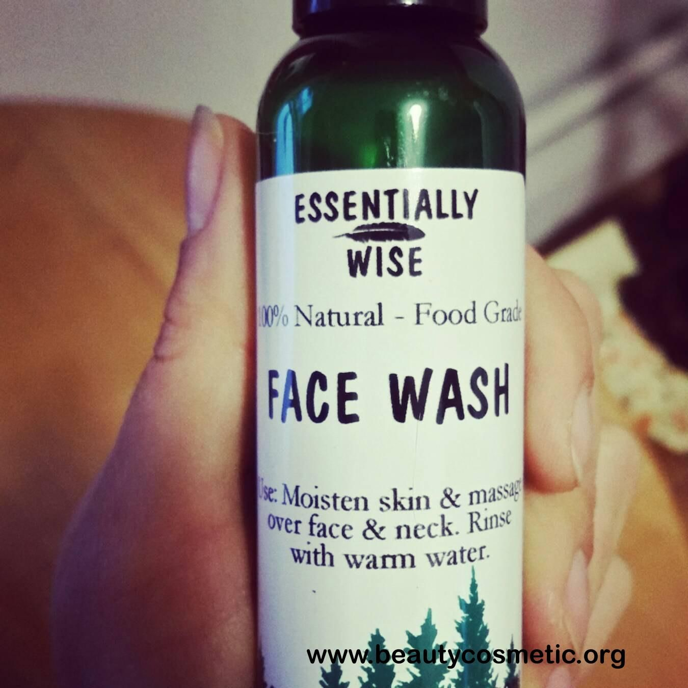 Face Wash - 100% Natural - Food Grade - http://www.beautycosmetic.org/face-wash-100-natural-food-grade.html