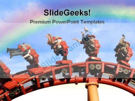 Roller coaster holidays powerpoint templates and powerpoint roller coaster holidays powerpoint templates and powerpoint backgrounds 0111 toneelgroepblik Image collections