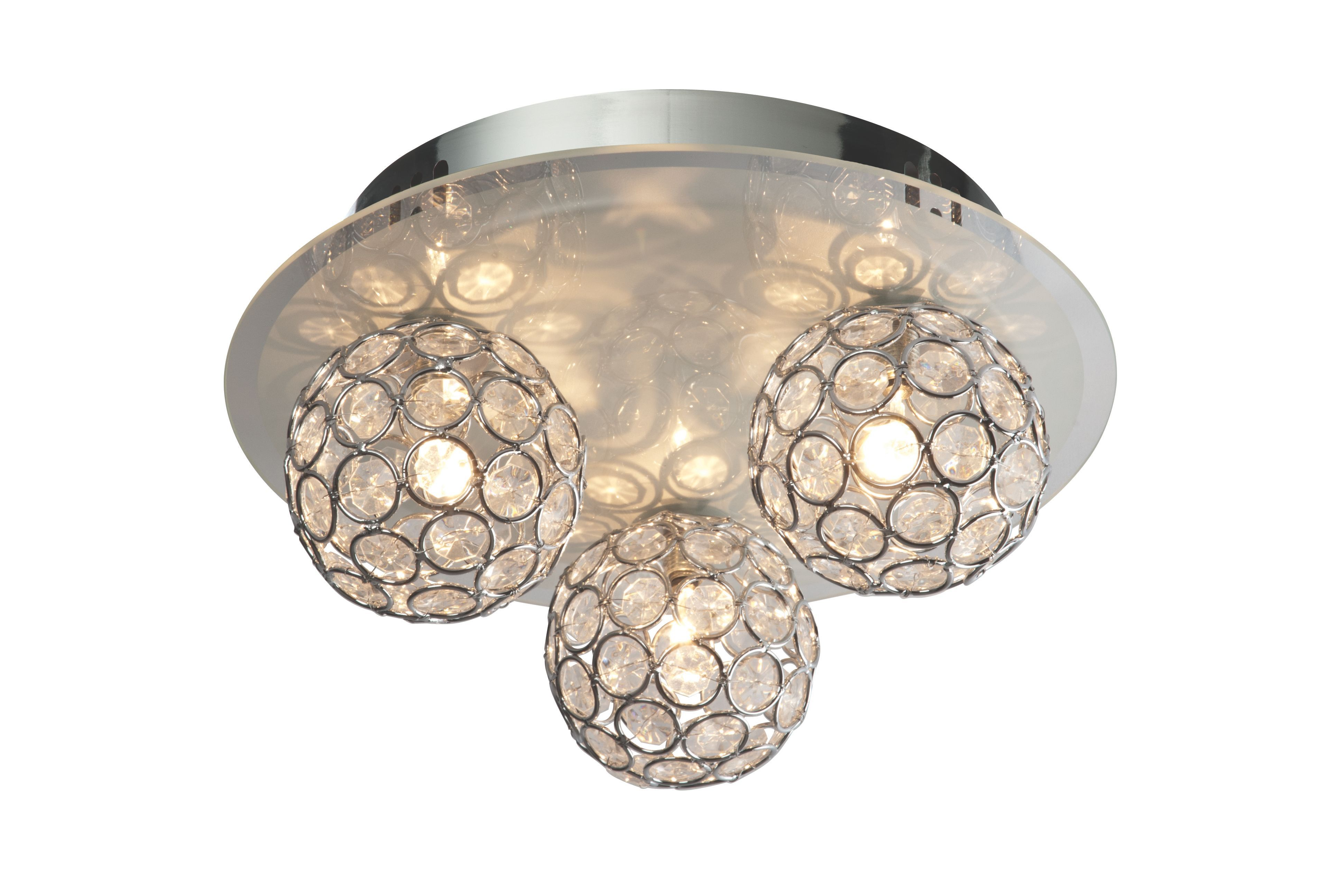 Chameleon crystal circle colour changing 3 lamp ceiling light chameleon crystal circle colour changing 3 lamp ceiling light arubaitofo Choice Image