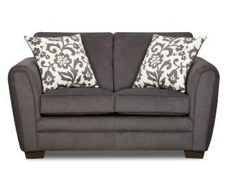 Best Buy A Flannel Levon Charcoal Accent Chair At Big Lots For 640 x 480