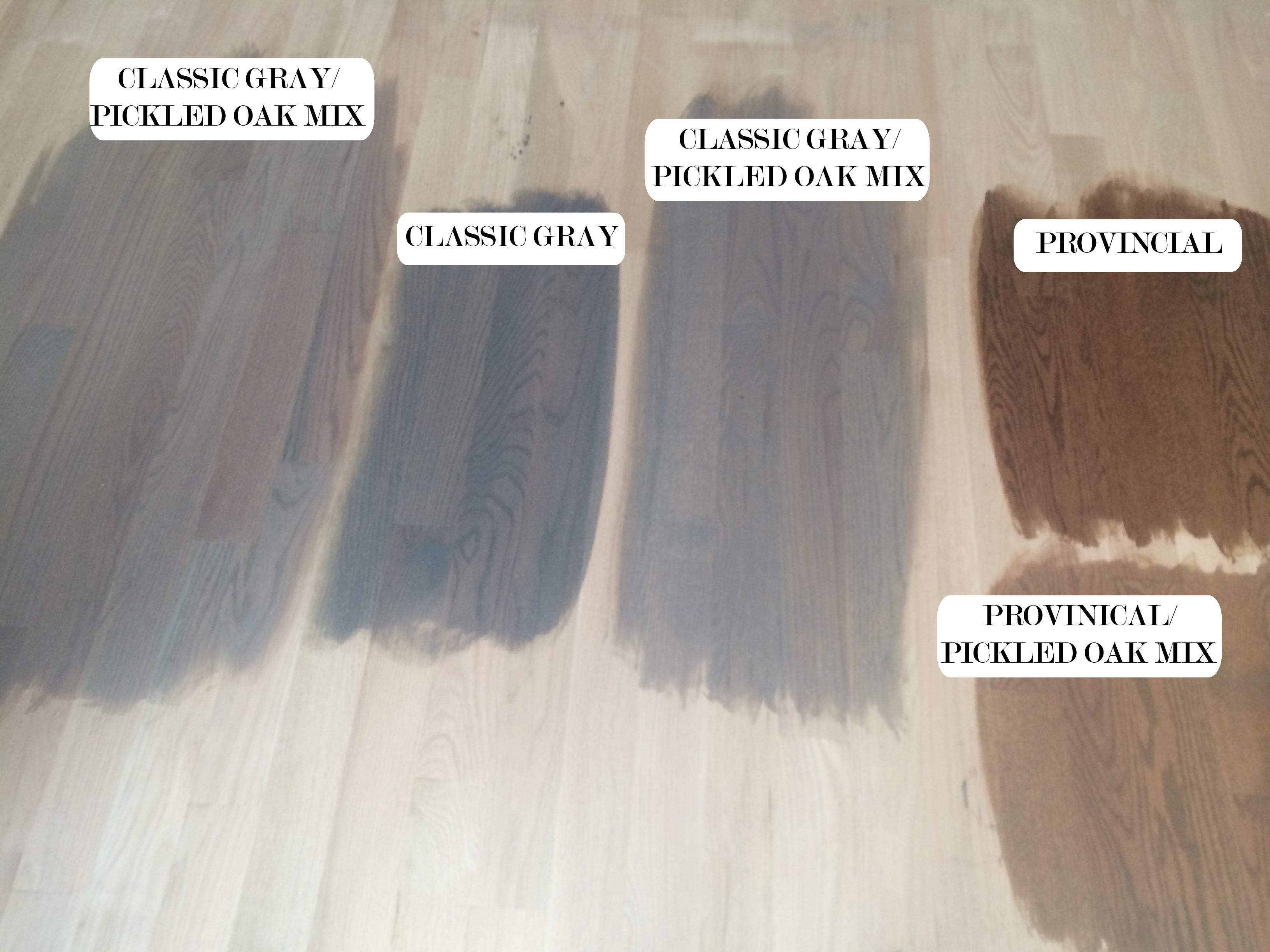 (staind) | :: PAINT :: | Oak floor stains, Staining wood ...