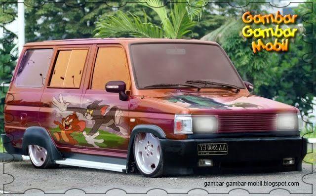 Gambar Mobil Kijang Super Gambar Gambar Mobil Mobil Modifikasi Mobil Kijang