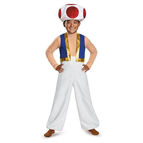 Deluxe Toad Costume Medium u003eu003eu003e Click for Special Deals #PirateTheme  sc 1 st  Pinterest & Deluxe Toad Costume Medium u003eu003eu003e Click for Special Deals #PirateTheme ...
