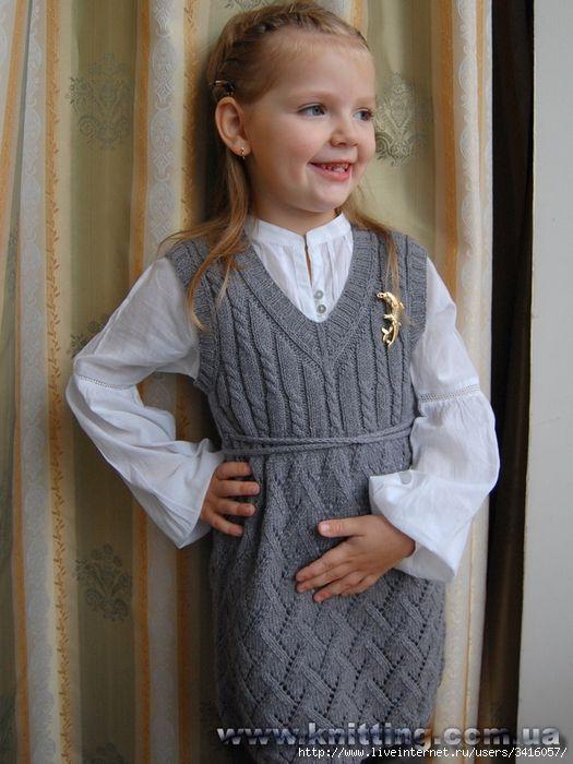платье девочке обсуждение на Liveinternet российский сервис