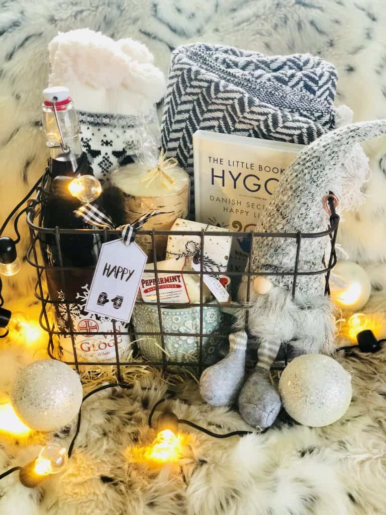 A Hygge Gift Basket That'll Make Someone Snuggly this Winter – Hairs Out of Place