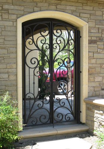 Wrought Iron Europe Beautiful Google Search Front Door Gates Entry