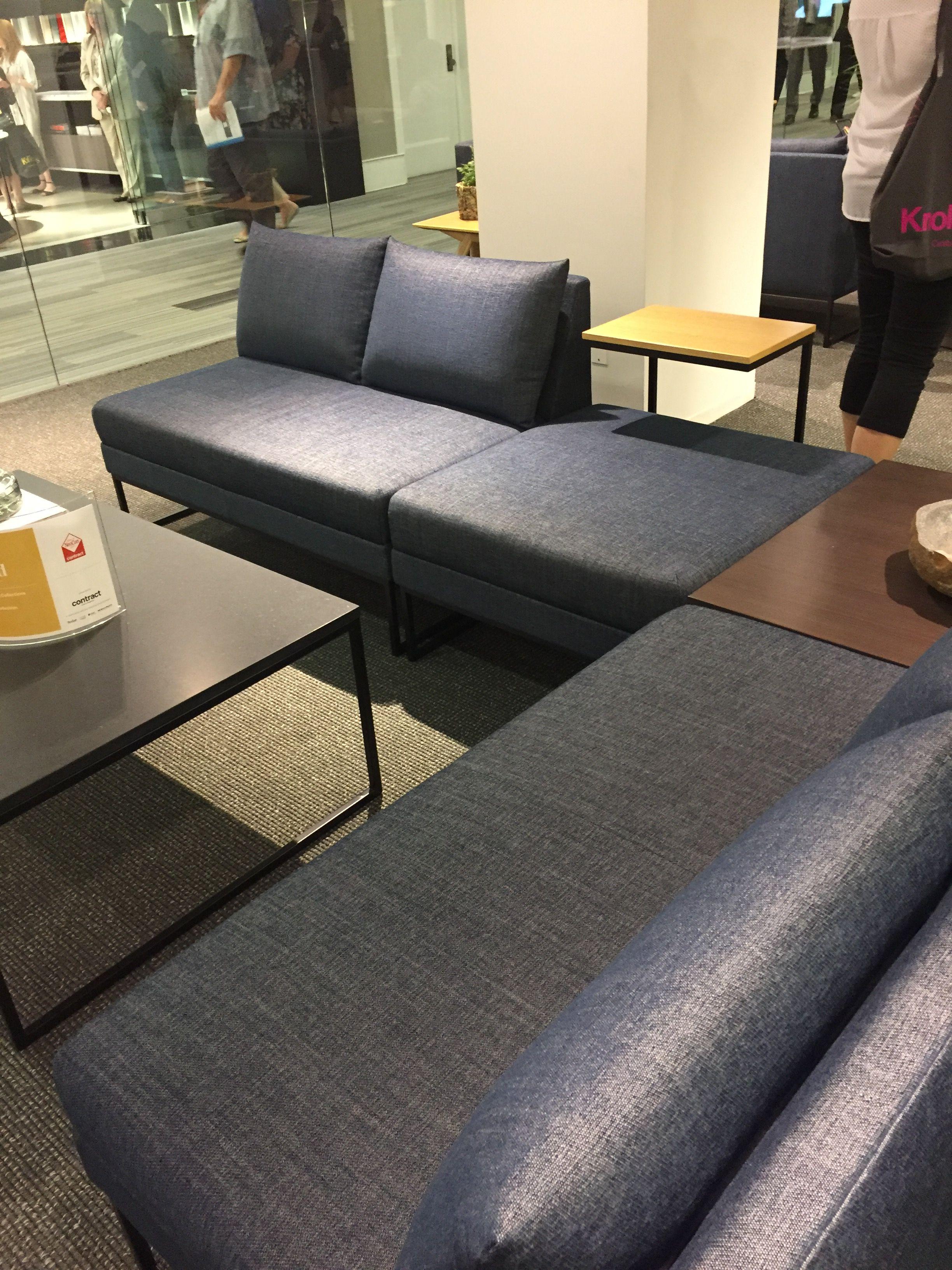 Gunlocke NeoCon 2017 Calm Lounge Seating