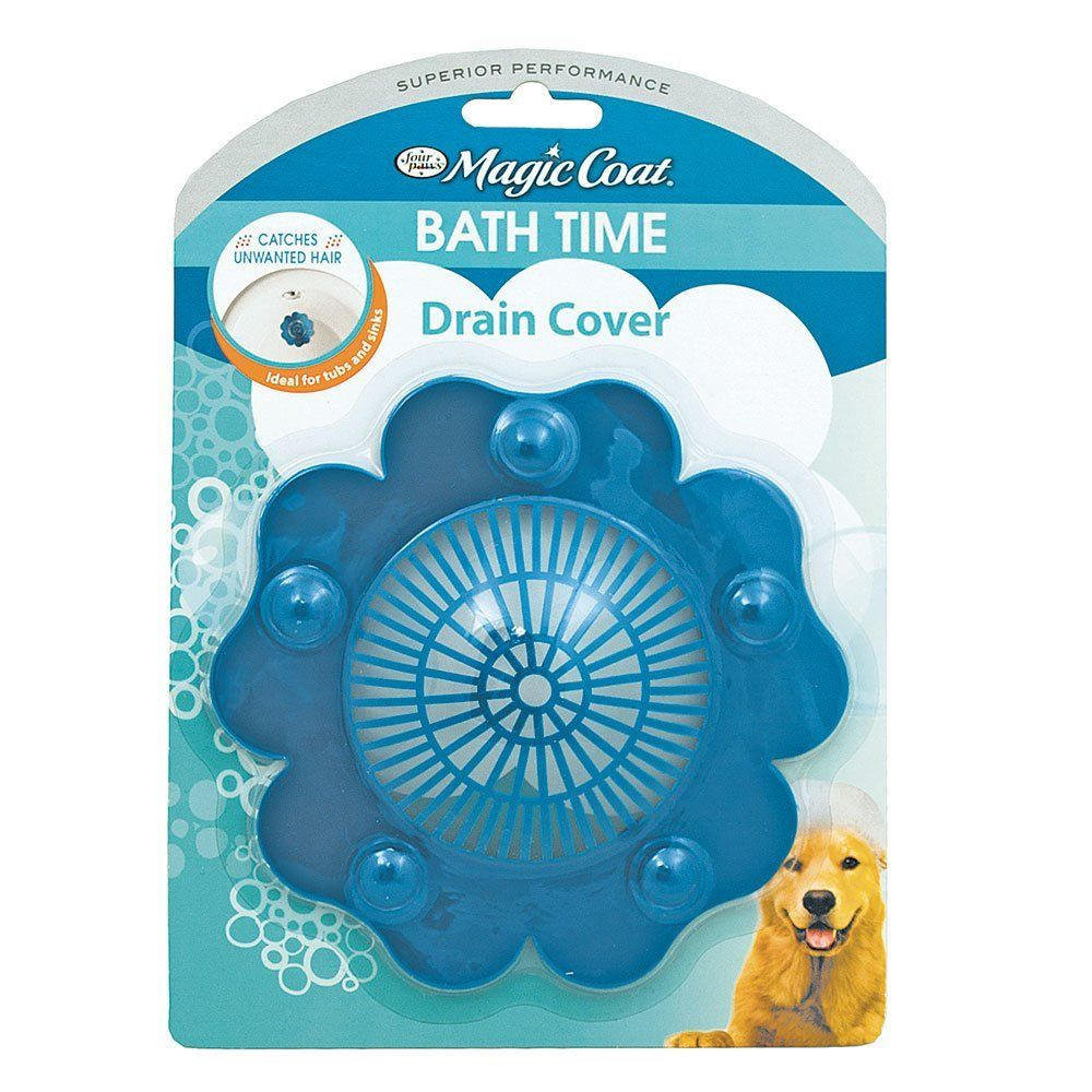 Four Paws Magic Coat Bath Time Drain Cover ** Read more