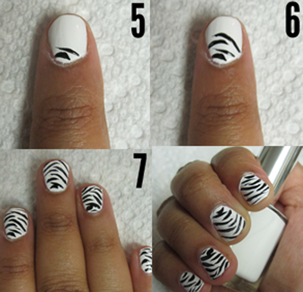 How+to+draw+a+mustache+on+your+nails