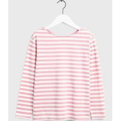 Gant Breton Langarm Shirt (Rosa) Gant