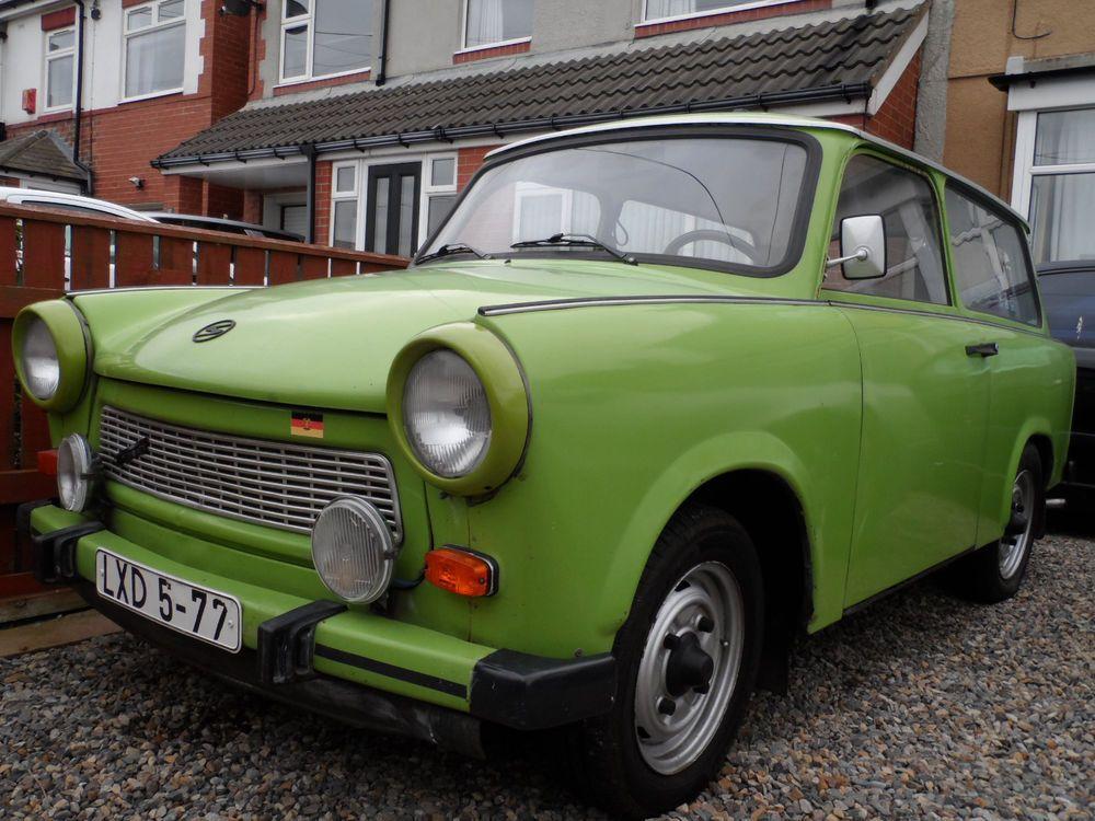 eBay: (VEB Sachsenring) Trabant P601 Combi \'wagon\' 2 door estate ...