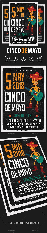 cinco de mayo flyer poster cinco de mayo de mayo and flyer printing