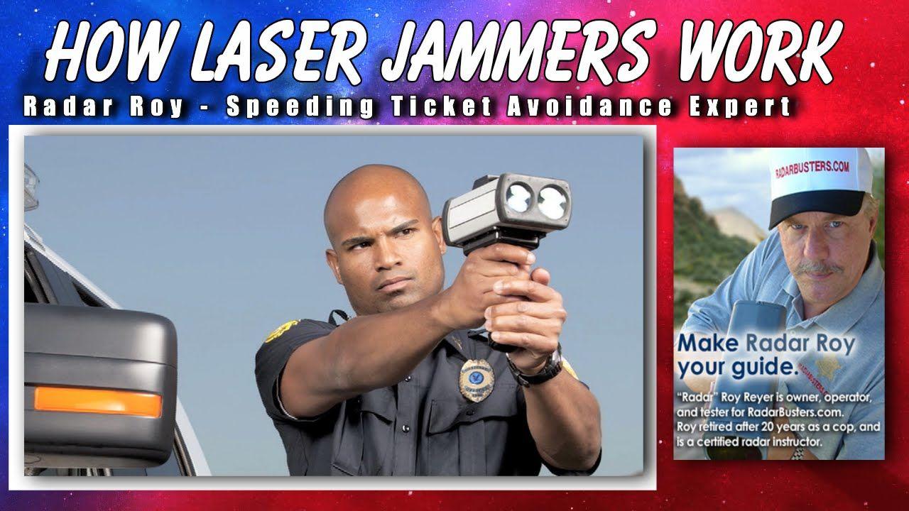 How Does A Laser Jammer Work - Radar Roy | Radar Detector