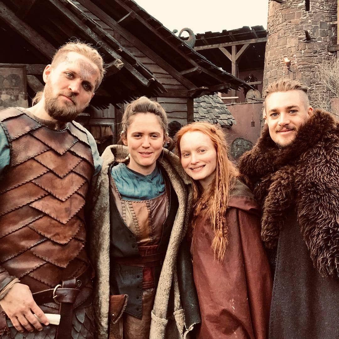The Last Kingdom Au Tlktv Thelastkingdomau En Instagram The Ragnarsons For Life Thelastkingdom Netf The Last Kingdom The Last Kingdom Cast Kingdom