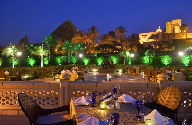 The_Mena_House_Hotel - Egypt